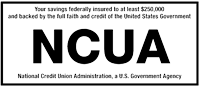 Insured by the NCUA