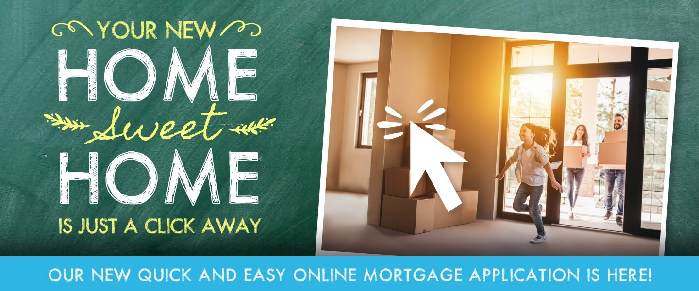 Your New Home Sweet Home is Just a Click Away