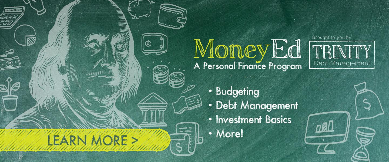 Personal Finance Resources through Trinity Debt Management