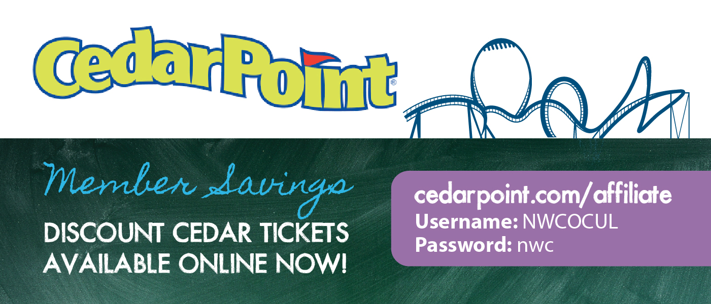 Cedar Point - Member Savings. Discount tickets available to purchase online now!
