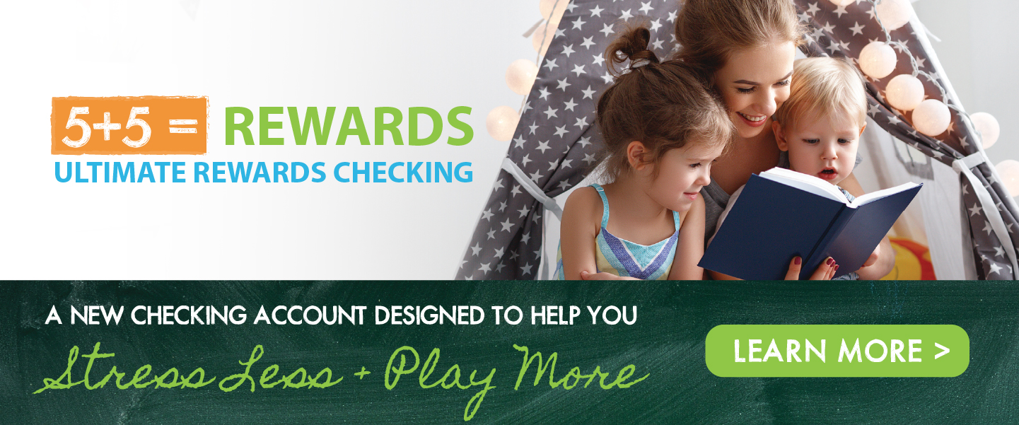 5+5 Ultimate Rewards Checking Account